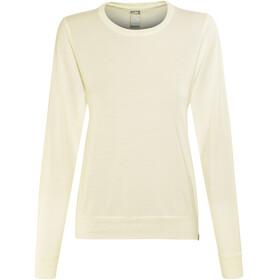 Icebreaker Mira Longsleeve Shirt Women white